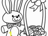 Preschool Bunny Coloring Pages 9 Best Dental Images
