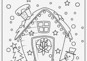 Preschool Christmas ornament Coloring Pages Holiday Coloring Pages for Preschool Christmas Card Printable