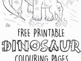 Preschool Dinosaur Coloring Pages Dinosaur Colouring Pages