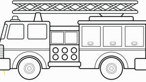 Preschool Fire Truck Coloring Page Coloring Fire Truck Coloring Pages Firetruck Page Free Media Cute