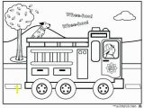 Preschool Fire Truck Coloring Page Fire Safety Coloring Page Fire Prevention Coloring Pages Free Fire