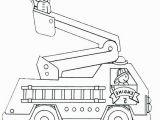 Preschool Fire Truck Coloring Page Fire Truck Coloring Lovely Free Fire Truck Coloring Pages Printable