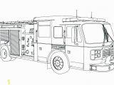 Preschool Fire Truck Coloring Page Firetruck Coloring Page Fire Truck Printable Coloring Pages