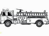 Preschool Fire Truck Coloring Page New Truck Coloring Pages for Preschoolers for Kids for Adults In