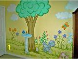 Preschool Murals for Walls Mural Mural the Wall Inc