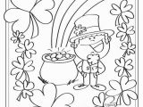 Preschool St Patrick S Day Coloring Pages St Patrick Day Coloring Pages Free Awesome St Patrick S Day