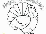 Preschool Turkey Coloring Pages Naowuub