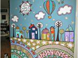 Preschool Wall Murals 143 Best Murals for Kids Images In 2019
