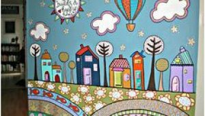 Preschool Wall Murals 143 Best Murals for Kids Images In 2019