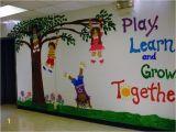Preschool Wall Murals Pin by Samantha Cummings On A Little Paint for the Classroom
