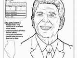 President Coloring Pages with Facts Coloring Books