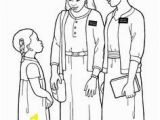 President Russell M Nelson Coloring Page 364 Best Primary Helps Images