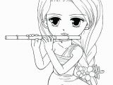 Pretty Anime Girl Coloring Pages Anime Girl Coloring Pages Cute Girl Coloring Pages Download Anime