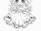 Pretty Anime Girl Coloring Pages Anime Girls Coloring Pages Anime Girl Coloring Pages Line for