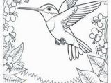 Pretty Bird Coloring Pages 108 Best Humming Birds Art & Coloring Images On Pinterest