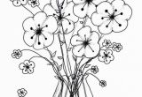 Pretty Coloring Pages Of Flowers Cool Vases Flower Vase Coloring Page Pages Flowers In A top I 0d