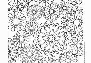 Pretty Coloring Pages Of Flowers Pretty Coloring Pages Flowers Fresh Flower Coloring Template Cool