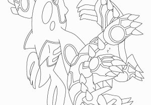 Primal Groudon Coloring Page Coloriage Pokemon Groudon Awesome Kyogre Coloring Pages Mega