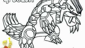 Primal Groudon Coloring Page Dessin De Pokemon Legendaire Groudon Unique Pokemon Coloring Pages