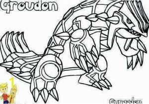 Primal Groudon Coloring Page Dessin De Pokemon Legendaire Groudon Unique Pokemon Coloring Pages
