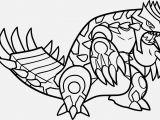 Primal Groudon Coloring Page Verschiedene Bilder Färben Pokemon Malvorlagen