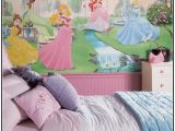 Princess and the Frog Wall Mural Bedroom Ballet13 ديكور تلفزيون