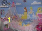 Princess Canopy Wall Mural 27 Best Wall Murals Images