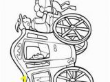 Princess Carriage Coloring Page 300 Best Coloring Pages Images