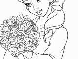 Princess Carriage Coloring Page Disney Princess Coloring Book