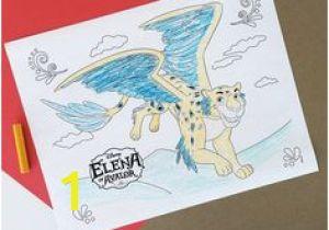 Princess Elena Coloring Page Elena Of Avalor Coloring Page