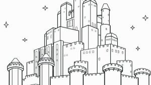 Princess In A Castle Coloring Pages 25 Coloring Page Castle