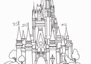 Princess In A Castle Coloring Pages Magic Kingdom Coloring Page Color Me Happy Pinterest