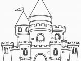 Princess In A Castle Coloring Pages Printable Castle Coloring Pages for Kids Cool2bkids Incredible