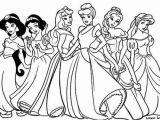 Princess Printable Coloring Pages Disney Princess Color Pages Printable Best Childrens Printable