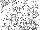 Princess Printable Coloring Pages Free Printable Princess Coloring Pages Awesome New Dress Up to Print