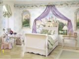 Princess themed Wall Murals Princess Bedroom Ideas for Girls
