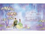 Princess Tiana Wall Mural Disney Princess Frog Giant Wall Paper Accent Mural