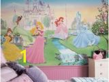 Princess Tiana Wall Mural Disney Princess Wall Decals