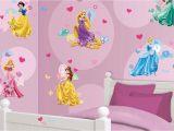 Princess Wall Mural Wallpaper Wandsticker Disney Princess