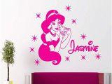 Princess Wall Murals Uk Disney Princess Jasmin Home Decor Wall Stickers Aladdin