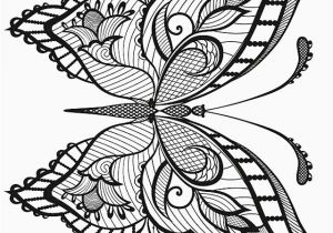 Print butterfly Coloring Pages butterfly Coloring Pages 24 Unique Pics butterfly Color Pages