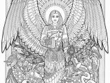 Printable Angel Coloring Pages for Adults 20 Free Printable Angel Coloring Pages for Adults