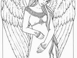 Printable Angel Coloring Pages for Adults Get This Angel Coloring Pages for Adults 88dff6