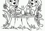 Printable Animal Coloring Pages for Preschoolers Free Animal Coloring Pages 5 Printable Od Dog Coloring Pages Free