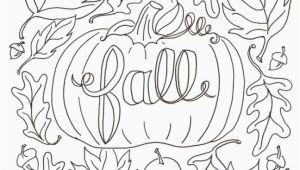 Printable Autumn Coloring Pages Falling Leaves Coloring Pages Luxury Fall Coloring Pages for