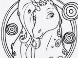Printable Baby Unicorn Coloring Pages 14 Mia and Me Ausmalbilder Coloring Page Mia and Me Chao 8