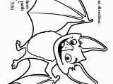 Printable Bat Coloring Pages Cave Quest Day 3 Preschool Coloring Page Radar the Bat