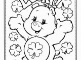 Printable Bear Coloring Pages Free Printable Care Bear Coloring Pages for Kids