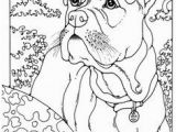 Printable Boxer Dog Coloring Pages 127 Best Coloring Pages to Print Dogs Images On Pinterest In 2018