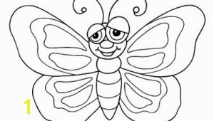 Printable butterfly Coloring Pages butterfly Coloring Pages Free Printable From Cute to Realistic